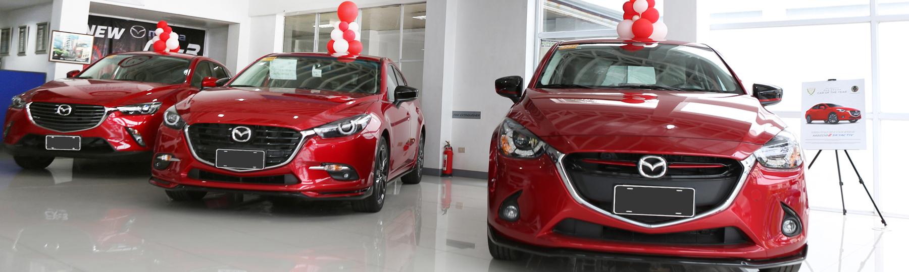 Mazda Dealer Philippines